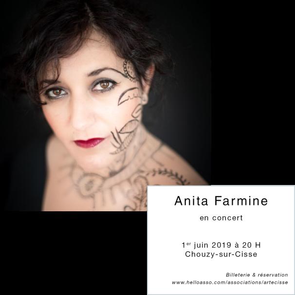 Anita Farmine